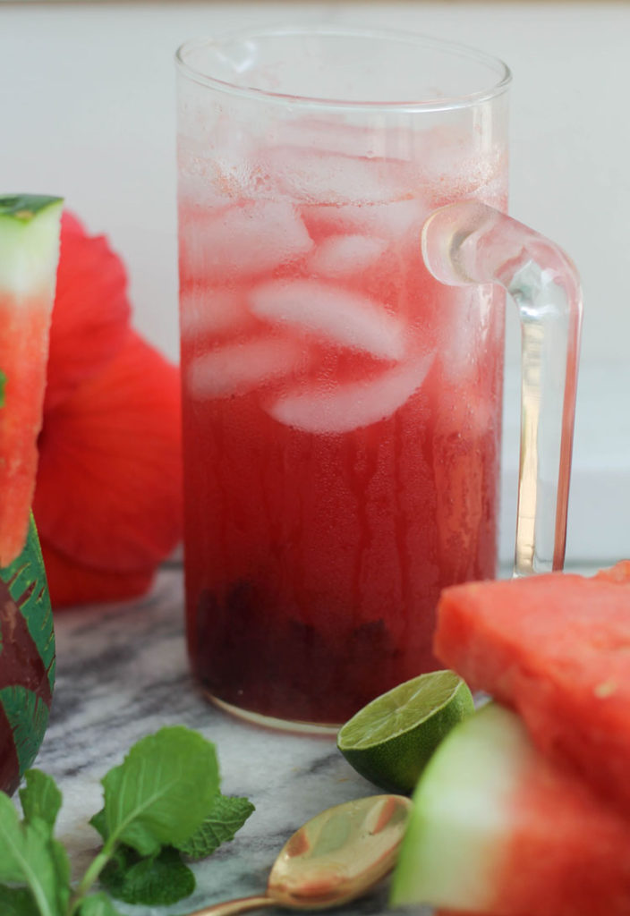 Hibiscus Rum Cooler Recipes — Dishmaps